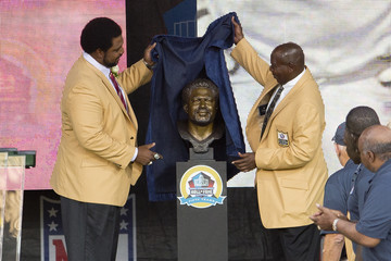 Ozzie Newsome NFL Class of 2013 Enshrinement Ceremony