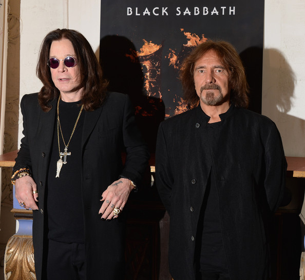 Black Sabbath Holds a Town Hall Event