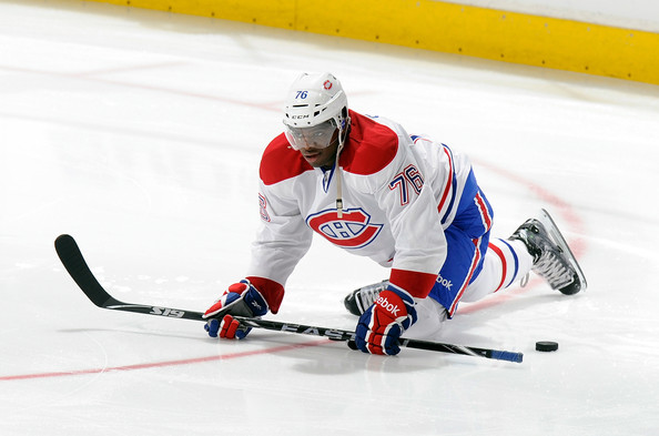 P.K. Subban - Montreal Canadiens v Washington Capitals