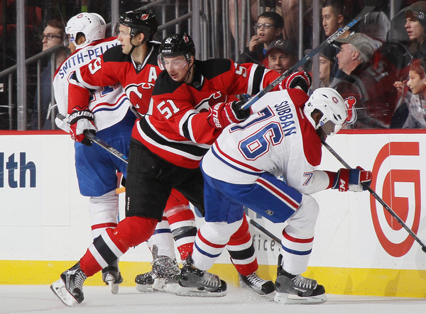 690f8407728 P.K. Subban and Sergey Kalinin Photos Photos - Montreal Canadiens v ...