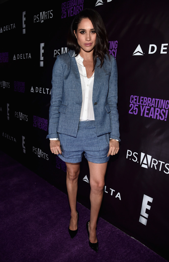Steal Her Style: Meghan Markle