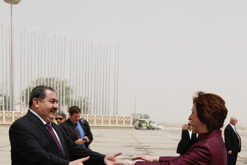 Hoshyar Zebari P5+1 Group Representatives Hold Nuclear Talks With Iran In Baghdad