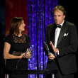 Kevin Nealon and Molly Shannon Photos