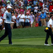Tiger Woods and Sean Foley Photos