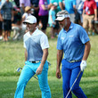 Darren Clarke and Rory McIlroy Photos