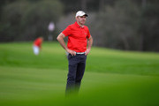 Colm Moriarty of Drive Golf Performance Limited waits to play his second shot on the 3rd fairway during the second round of the PGA Play-Offs at Antalya Golf Club - PGA Sultan Course on November 28, 2015 in Antalya, Turkey.