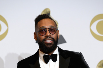 PJ Morton 62nd Annual GRAMMY Awards - Press Room
