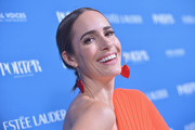 Louise Roe attends the PORTER Incredible Women Gala 2018 at Ebell of Los Angeles on October 9, 2018 in Los Angeles, California.