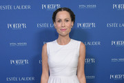 Minnie Driver attends the PORTER Incredible Women Gala 2018 at Ebell of Los Angeles on October 9, 2018 in Los Angeles, California.