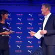 David Coulthard Maya Jama Photos