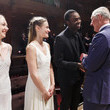 Paapa Essiedu The Prince of Wales & Duchess of Cornwall Mark the 400th Anniversary of Shakespeare's Death