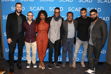 Pablo Schreiber Ricky Whittle SCAD aTVfest 2019 - 'All American'