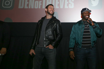Pablo Schreiber 'DEN OF THEIVES' SPECIAL SCREENING With Gerard Butler and Others