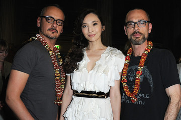 Pace Wu PFW: Front Row at Viktor&Rolf