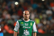 Landon Donovan of Leon looks on during the 9th round match between Pachuca and Leon as part of the Torneo Clausura 2018 Liga MX at Hidalgo Stadium on February 24, 2018 in Pachuca, Mexico.