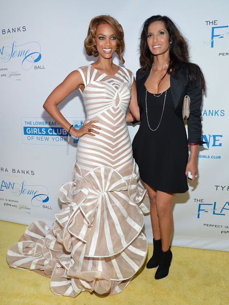 The Flawsome Ball For The Tyra Banks TZONE At The Lower Eastside Girls Club