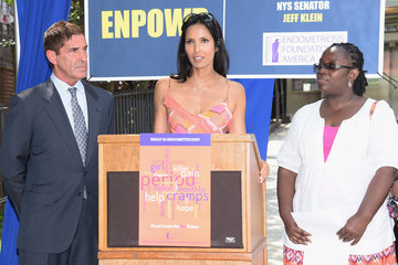 Padma Lakshmi Endometriosis Education Campaign Launch
