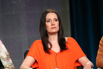 Paget Brewster 2015 Winter TCA Tour - Day 4