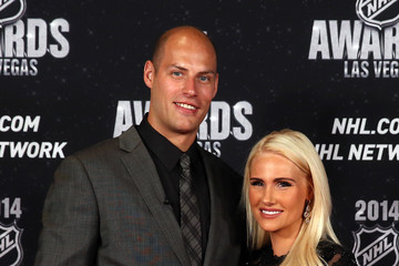 Paige Getzlaf Red Carpet at the NHL Awards