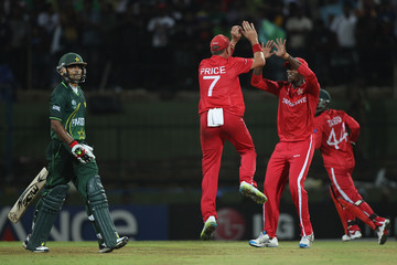 Ray Price Pakistan v Zimbabwe: Group A - 2011 ICC World Cup