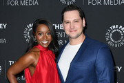 Aja Naomi King and Matt McGorry Photos Photo