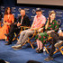 "Aaron Paul Photos - (L-R) Paul F. Tompkins, Alison Brie, Aaron Paul, Mike Hollingsworth, Lisa Hanawalt and Raphael Bob-Waksberg from Netflix's ""BoJack Horseman"" appear on stage at The Paley Center for Media's 2018 PaleyFest Fall TV Previews - Netflix at The Paley Center for Media on September 6, 2018 in Beverly Hills, California. - The Paley Center For Media's 2018 PaleyFest Fall TV Previews - Netflix - Inside"
