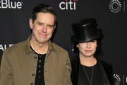 "Daniel Palladino and Amy Sherman Palladino attend The Paley Center For Media's 2019 PaleyFest LA - Opening Night Presentation: Amazon Prime Video's ""The Marvelous Mrs. Maisel"" on March 15, 2019 in Los Angeles, California."