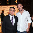 Dave Salmoni The Paley Center For Media's Annual Gala - Inside