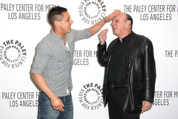 """Theo Rossi Dayton Callie The Paley Center For Media's PaleyFest 2012 Honoring """"Sons Of Anarchy"""""""