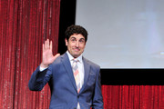 """Actor Jason Biggs on stage at The Paley Center For Media's PaleyFest 2014 Honoring """"Orange Is The New Black"""" at Dolby Theatre on March 14, 2014 in Hollywood, California."""