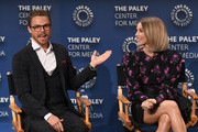 The Paley Center For Media Presents: An Evening With Derek Hough And Julianne Hough - Inside