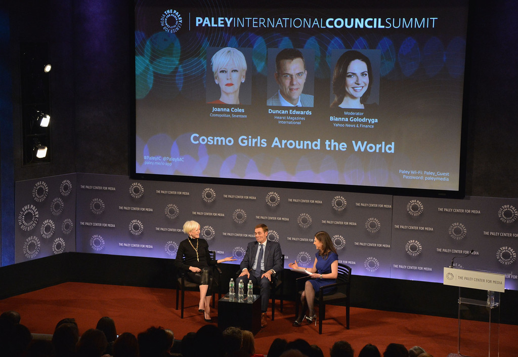 bianna golodryga photos photos   paley international