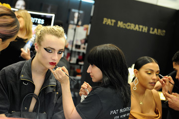 Paloma Elsesser PAT McGRATH LABS Unlimited Edition Sephora Herald Square Launch