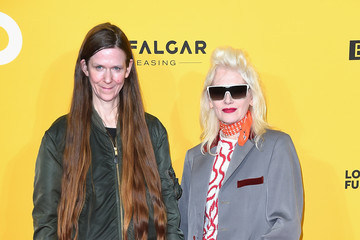 Pam Hogg 'Grace Jones: Bloodlight And Bami' UK Premiere - Red Carpet Arrivals