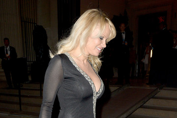 Pamela Anderson UNITAS 2nd Annual Gala Against Human Trafficking ...