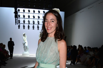 Pamela Golbin PFW: Front Row at Giambattista Valli