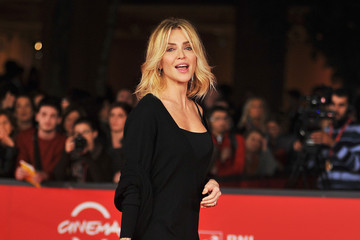 Paola Barale 'The Lookout' Premiere - The 7th Rome Film Festival