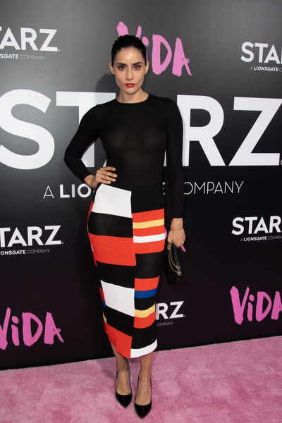 Starz 'Vida' Premiere - Red Carpet