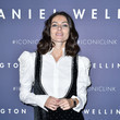 Paola Turani Daniel Wellington Celebrates Launch Of New Iconic Link Watch Collection