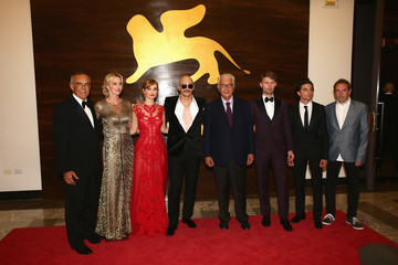 Paolo Baratta 'The Sound And The Fury' - Premiere - 71st Venice Film Festival