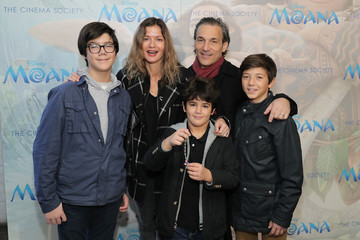 Paolo Mastropietro Disney and The Cinema Society Host a Special Screening of 'Moana'