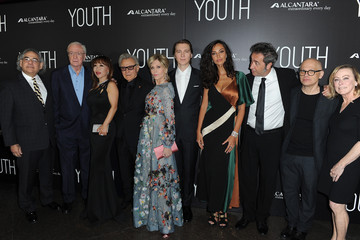 Paolo Sorrentino Madalina Ghenea Premiere of Fox Searchlight Pictures' 'Youth' - Red Carpet