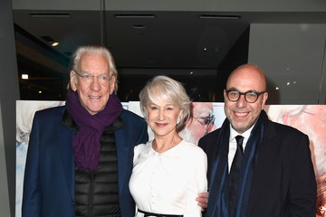 """Paolo Virzi Premiere Of Sony Pictures Classics' """"The Leisure Seeker"""" - Arrivals"""
