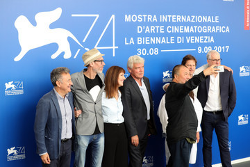 Paolo del Brocco 'Human Flow' Photocall - 74th Venice Film Festival