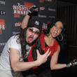 Andrew W.K and Cherie Lily