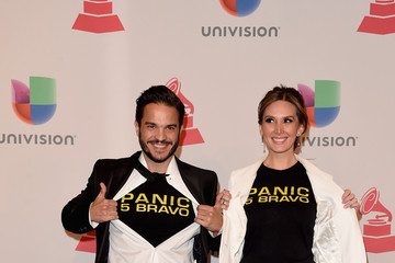 Papile Aurora Latin Grammy Awards Press Room