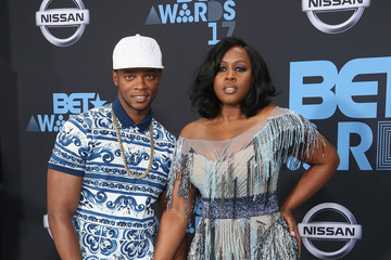 Papoose 2017 BET Awards - Arrivals