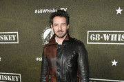 """Ian Bohen attends Paramount Network's """"68 Whiskey"""" Premiere Party at Sunset Tower on January 14, 2020 in Los Angeles, California."""