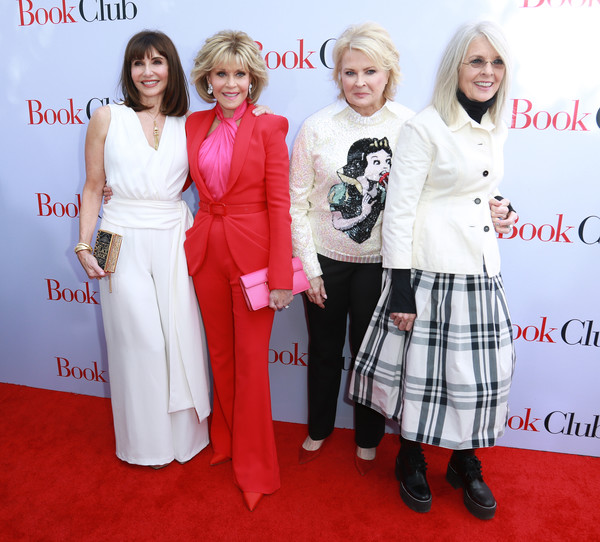 Paramount Pictures' Premiere Of 'Book Club' - Red Carpet - 1 of 15