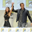 Celebrities Take Over Comic-Con